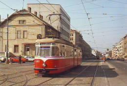 Alte Straßenbahn - Trains