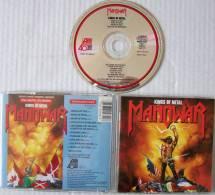 MANOWAR CD METAL 10 Titres Kings Of Métal Comme Neuf - Hard Rock & Metal