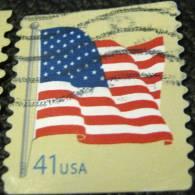 United States 2007 Flag 41c - Used - Verenigde Staten