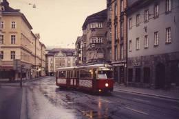 Alte Sraßenbahn - Trains