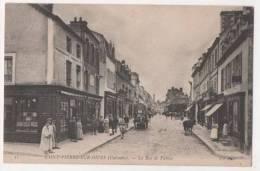 SAINT PIERRE SUR DIVES - La Rue De Falaise - Unclassified