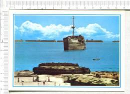 ARROMANCHES  -   Vestiges  Du Débarquement  6 Juin 1944 - Guerre 1939-45