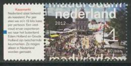 Nederland Netherlands Pays Bas 2012 Mi 2972 ** Kaasmarkt / Dutch Cheese Markets - Madurodam (1952-2012) - Miniatures