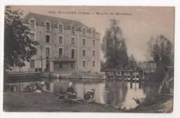 NIHERNE - Moulin De Mirebeau - Frankreich