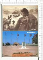 DEBARQUEMENT En NORMANDIE - 6 Juin 1944  - SWORD BEACH  -  HERMANVILLE - Guerre 1939-45