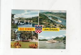 BT11723 Bad Honnef Am Rhein Ship Bateaux    2 Scans - Bad Honnef