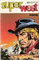 Super West-Poche-L'homme De Richmond-Article De 2 Pages Sur Dominique Bathenay-(Pont D'Ain 1954-football-Saint-Etienne) - Tijdschriften