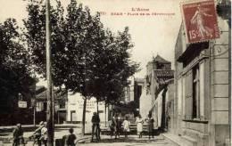 11-BRAM-Place De La République-animée - Bram