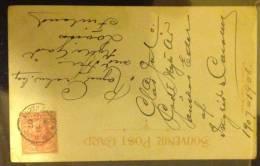 Great Britain: Postcard Sent To Finland 1907 Postmark - Fine - 1902-1951 (Re)