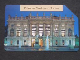 120 EX 1618 GOLDEN - RESIDENZE REALI PALAZZO MADAMA TORINO - USATA PERFETTA G - Italia