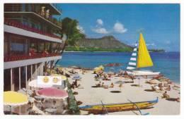 Hawaii - Waikiki - The Reef Hotel C6242 - Big Island Of Hawaii