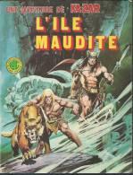 "KA-ZAR "" L'ILE MAUDITE "" -  ADAMS / COWAY  - E.O.  1976  LUG - Ohne Zuordnung"