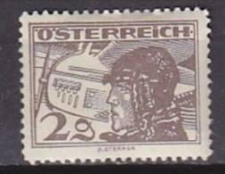 PGL L0041 - AUTRICHE AERIENNE Yv N°12 * - Airmail