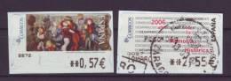 SPANIEN - ATM - MiNr. 167+172 - Gestempelt - 1931-Heute: 2. Rep. - ... Juan Carlos I