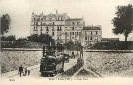 Réf : F -13-577 : Paris Porte Didot Tramway - Arrondissement: 14