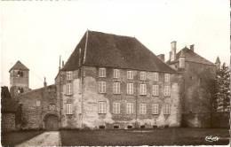 Pierreclos : Le Château - France