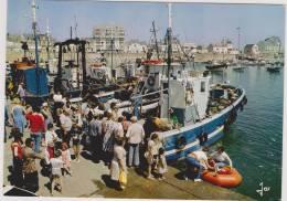 La Turballe - Retour De Bateaux De Pêche - La Turballe
