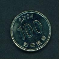 SOUTH KOREA -  2004 100w Circ. - Korea, South