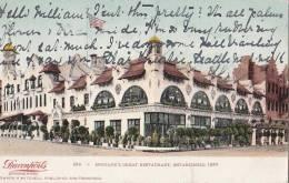 Etats-Unis - United States - Spokane's Great Restaurant - Postmarks - Spokane