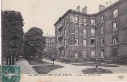 Santé - Médecine - Maison Municpale De Santé - Jardin Des Pensionnaires - Paris ? - Health