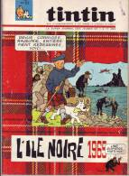 TINTIN N° 22 DU 01-06-1965 - Tintin