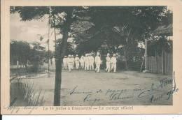 CONGO - Le 14 Juillet à Brazzaville - Le Cortège Officiel - Brazzaville