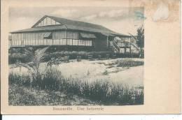 CONGO - BRAZZAVILLE - Une Factorerie - Brazzaville