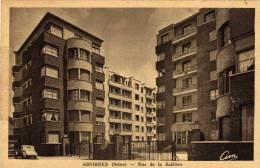 Asnières (Seine) - Rue De La Sablière  -  Cim - France