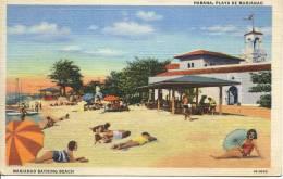 CUBA - MARIANO BATHING BEACH - Cuba