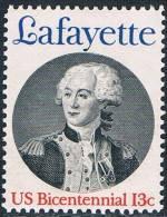 Etats-Unis - Marquis La Fayette 1164 ** - United States
