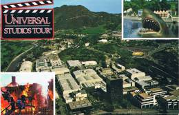 UNIVERSAL STUDIOS - A One-of-a-kind- Experience Where Visitors Can Capture An Exciting Behind The Scenes Look .- 2 Scans - Altri