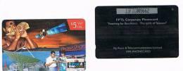 FIGI (FIJI) - POST & TELECOM (GPT) - 1995 PHONE SHOP   CODE 13FIC  - USED  -  RIF. 3654 - Figi