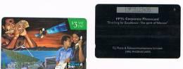 FIGI (FIJI) - POST & TELECOM (GPT) - 1995 MOTHER AND CHILD   CODE 13FIB  - USED  -  RIF. 3653 - Figi