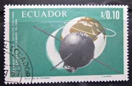 Briefmarke ECUADOR 1964 Weltraum Raumfahrt - Raumfahrt