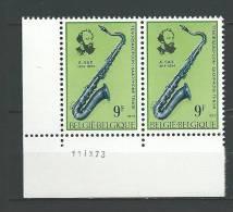 Zegel 1684 ** Postfris Met Drukdatum - Esquinas Fechadas