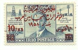 1958 - Iraq 266 Congresso Ingegneri        C2232 - Iraq