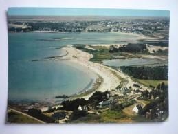 La Trinite Sur Mer ( 56 ) Les Campings Devant La Plage De Kervilen ( 2 Scann ) - La Trinite Sur Mer