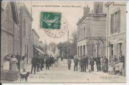 RILLY LA MONTAGNE - Au Petit Marsouin - Rilly-la-Montagne