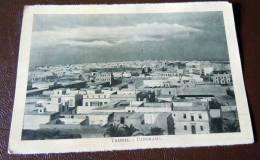 GUERRA ITALO-TURCA LIBIA  FOTO EX LIBRO 1911 -12-TRIPOLI PANORAMA - War, Military