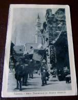 GUERRA ITALO-TURCA LIBIA  FOTO EX LIBRO 1911 -12- TRIPOLI ARCO TRIONFALE MARC AURELIO - War, Military
