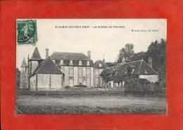 St Aubin Chateau Neuf ,  Le Chateau De Fourolles  ( écrite De 1908 ) - France