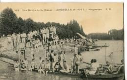 JOINVILLE-LE-PONT  -  LES BAIGNEURS - Joinville Le Pont