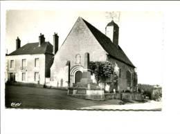 CP -  NEUILLE LE LIERRE (29) L'église - Unclassified