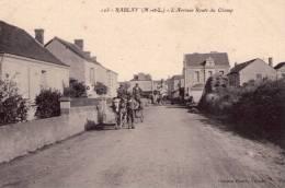 Rablay-sur-Layon..animée..arrivée Route Du Champ..attelages..beau Visuel - Other Municipalities