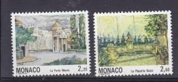 MONACO - N°Y&T - Série 1832/3 - Les 2 Valeurs - Vues Du Vieux Monaco - N** - Monaco