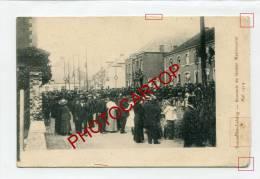 Souvenir Du Gouter Matrimonial-Mai 1914-LALAING-Animation-BELGIEN-BELGIQUE - Ecaussinnes