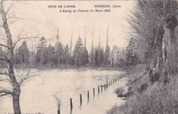 CRUE DE L'AVRE VERNEUIL L'ETANG DE FRANCE EN MARS 1910 - Verneuil-sur-Avre