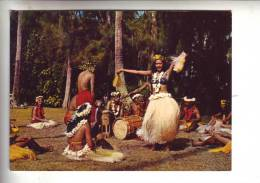TAHITI .- Danseuse De Otea - Tahiti