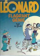 "LEONARD  "" FLAGRANT GENIE ""  -  TURK / DE GROOT - E.O.  OCTOBRE 1990  APPRO - Léonard"