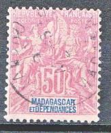 MADAGASCAR  N� 38  OBL TTB